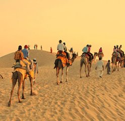 Adventure Tour of Jaisalmer