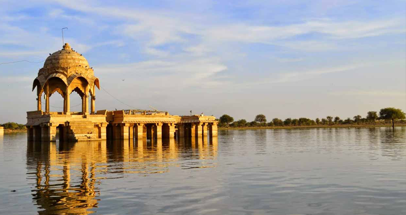 Gadisar Lake, Jaisalmer - Rajasthan