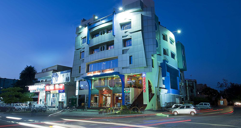Hotel Shriram International - 3 Star