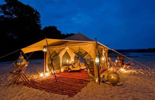 Desert Safari Camp Packages