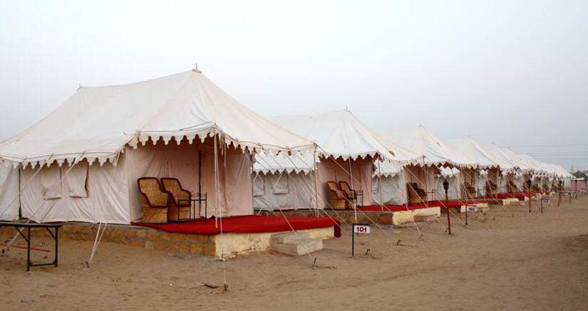 K K Desrt Camp - Sam Sand Dunes