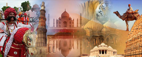 Golden Triangle Tour Package