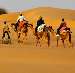 Golden Triangle Tour of Jaisalmer