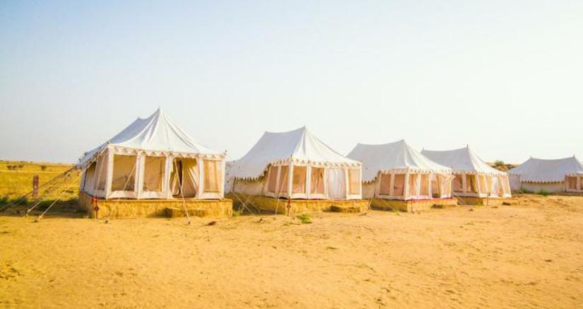 Prince Desert Camp - Sam Sand Dunes