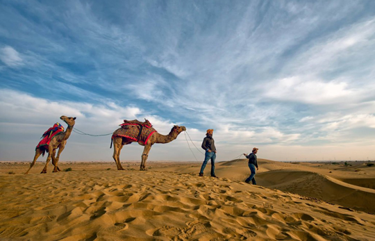 Sam Sand Dunes Packages Jaisalmer