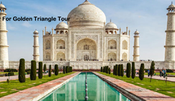 Taxi for Golden Triangle Tour